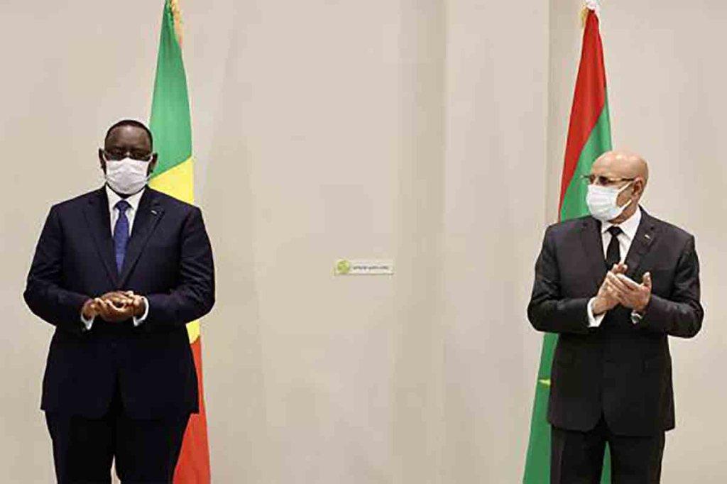 Communiqué final de la visite d'Amitié et de Travail du président Macky Sall en Mauritanie