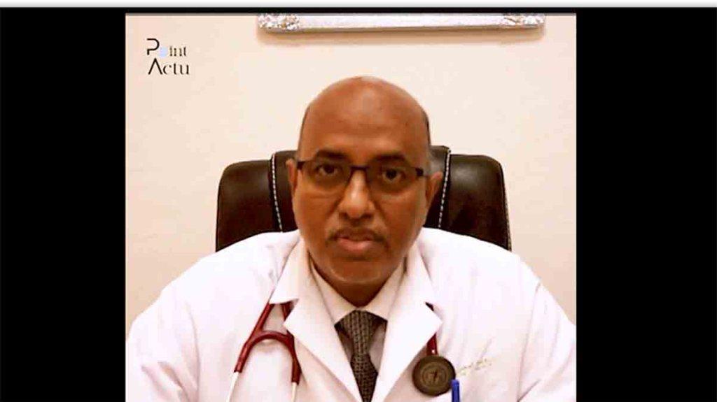 Les maladies cardiovasculaires: l'une des premières causes de mortalité en Mauritanie, le directeur du centre national de cardiologie (CNC)