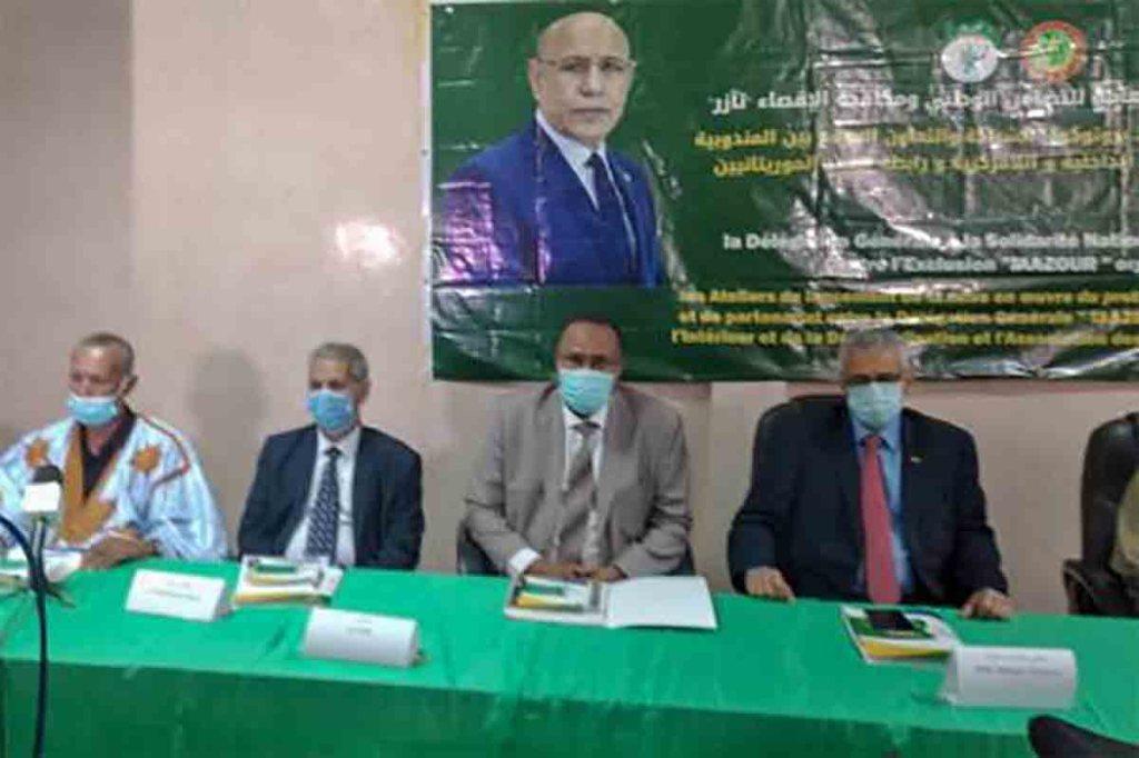 Taazour organise un forum sur le développement local à Néma