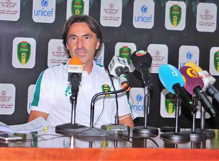 Éliminatoires Qatar 2022: la liste de 25 joueurs de Corentin Martins