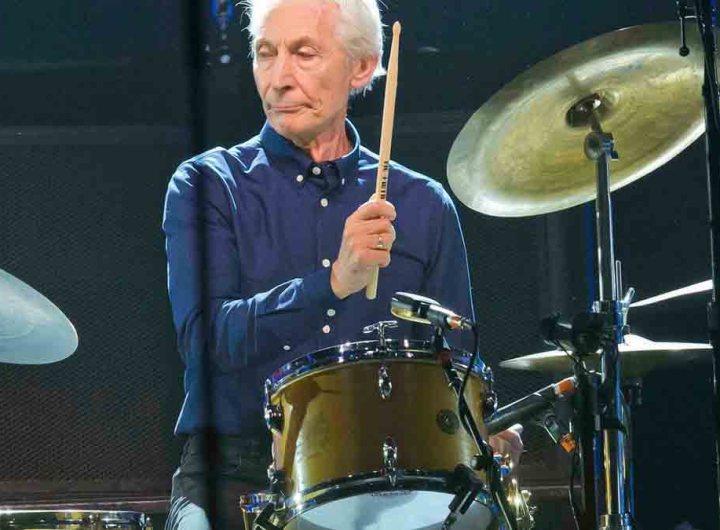 Mort de Charlie Watts, le batteur des Rolling Stones