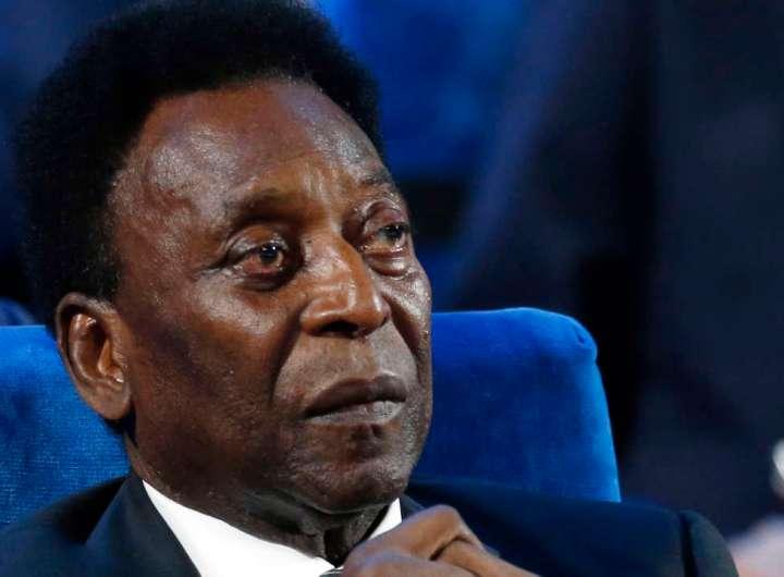 """Brésil : Pelé opéré d'une tumeur """"suspecte"""" au côlon"""