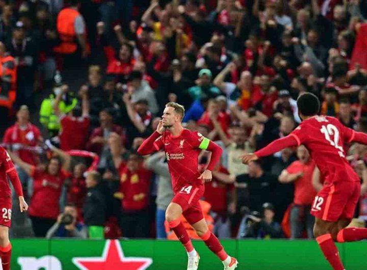C1: Liverpool finit par faire plier Milan 3-2