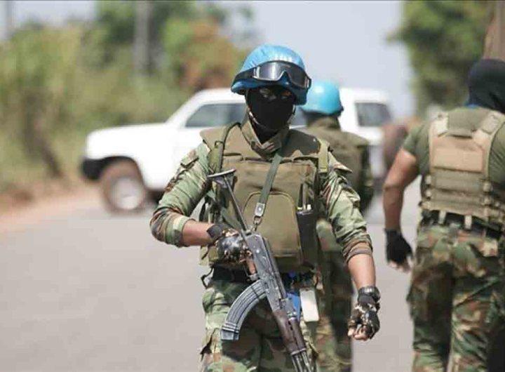 Centrafrique : les Casques bleus gabonais quittent le pays après des soupçons d'abus sexuels