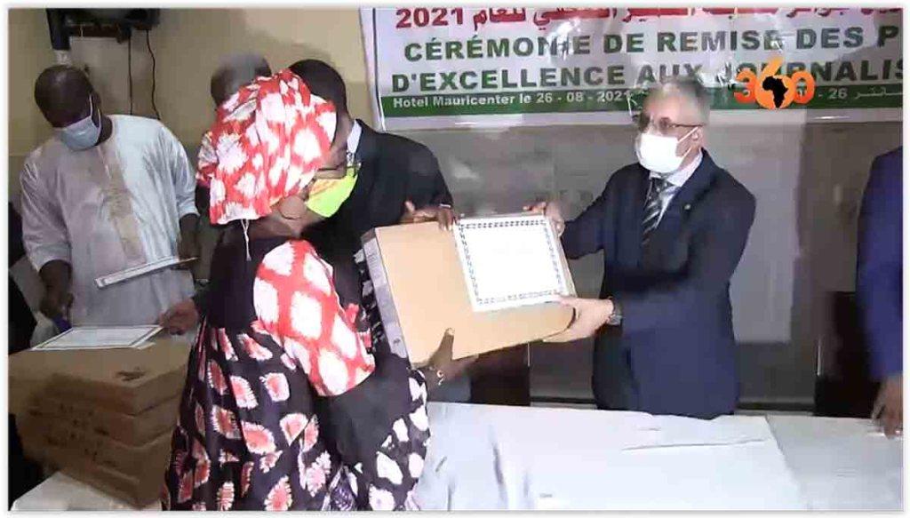 Prix HAPA 2020 Mauritanie: les femmes et les langues nationales à l'honneur