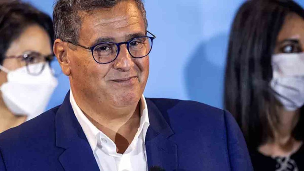 Maroc: l'homme d'affaires Aziz Akhannouch nommé chef du gouvernement par le roi