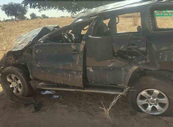 Accident sur la route Nouakchott-Rosso: 1 mort et des blessés graves