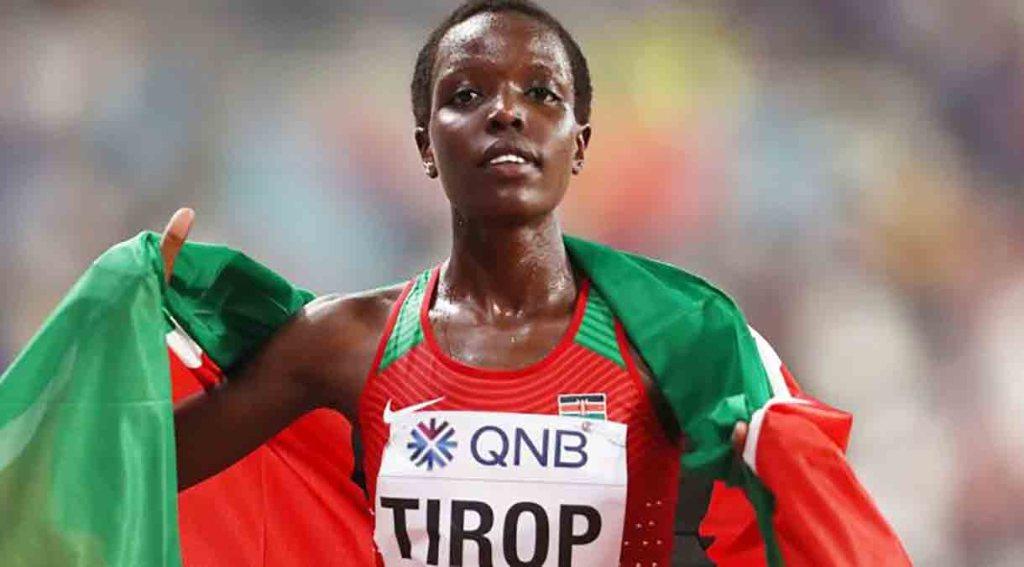 Athlétisme : La Kényane Agnes Tirop, quatrième aux JO, poignardée à mort à son domicile