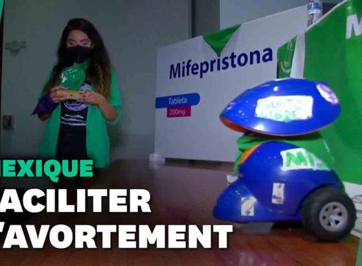 Mexique: un robot va aider les femmes à avorter là ou c'est interdit