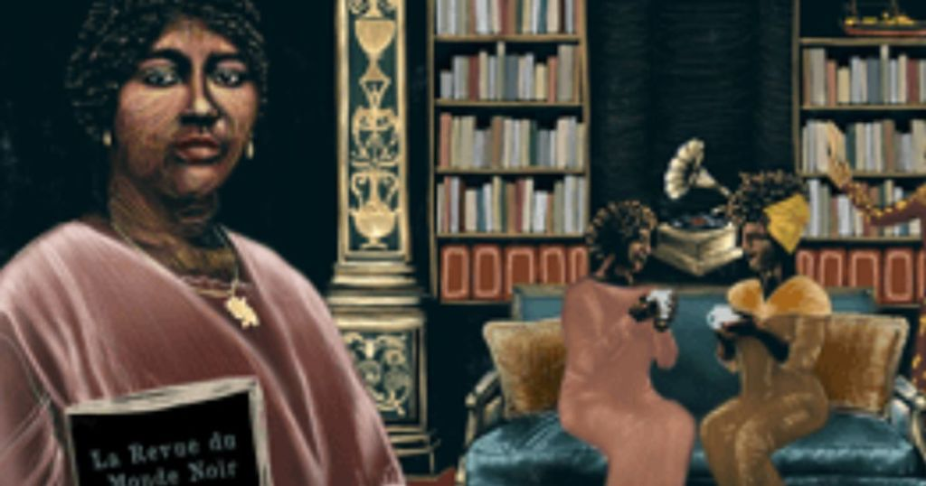 Paulette Nardal à l'honneur sur Google, la première étudiante noire à avoir fréquenté la Sorbonne