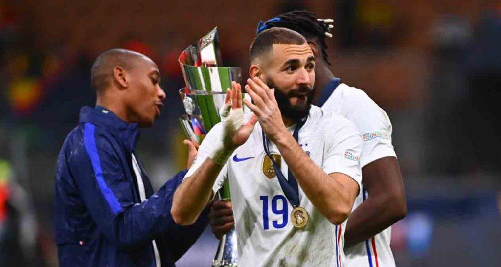 La France remporte la Ligue des nations