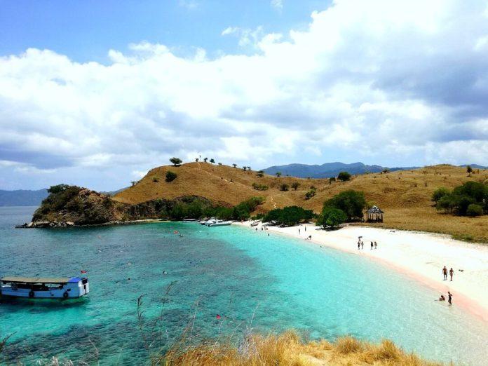 Pretty In Pink Komodo Island S Pink Beach Point And Shoot Wanderlust