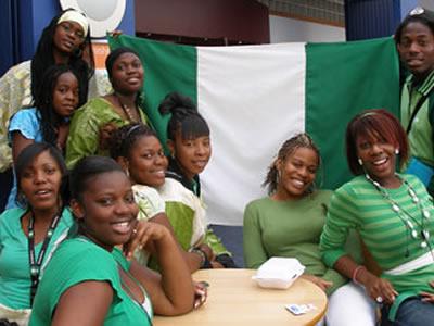 Image result for Nigerians in diaspora
