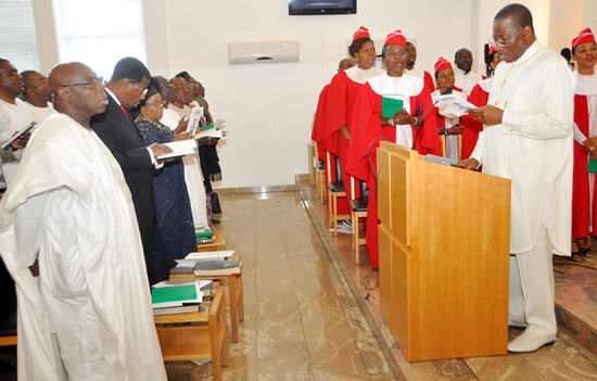 WORSHIP SERVICE 4