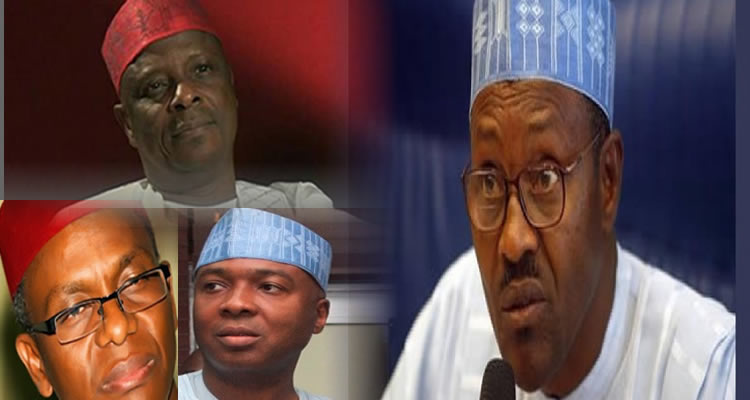 Image result for kwankwaso and el rufai