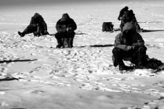 Ice Fishing - STRATEGY