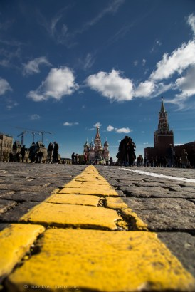 MARKUS: Follow the yellow Brickway!