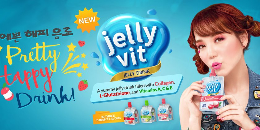 Jelly Vit Launch Campaign