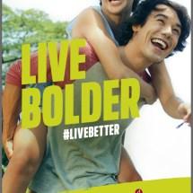 LIVE BOLDER Light Box-Seven AD-061317