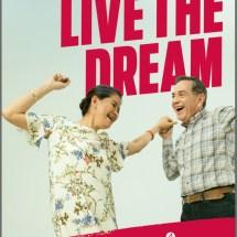 LIVE THE DREAM Light Box FA-Seven AD-061317