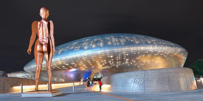 Paulo Travels: DDP, Seoul, South Korea