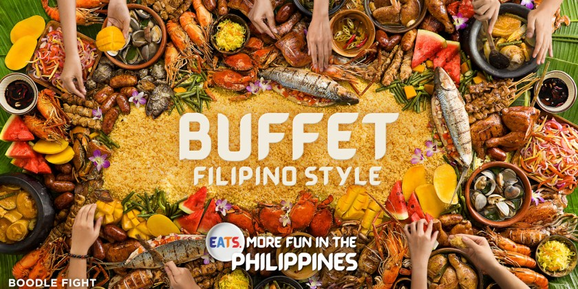 Eats More Fun in The Philippines