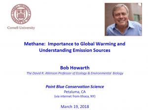 Howarth Methane