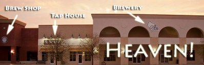 The only brew shop in the state with an attached brewery and tap house!