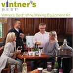 Vintners Wine Making Equipment Kit