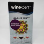 Black Raspberry Merlot Wine Kit – Island Mist