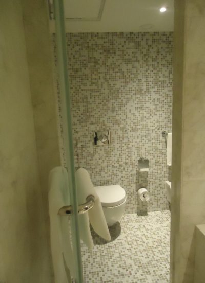 Hyatt Regency Dubai Regency King Suite bathroom