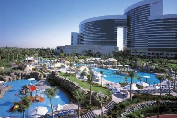 Grand Hyatt Dubai Source: Tripadvisor
