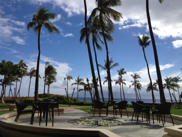 Hyat Regency Maui Starbucks