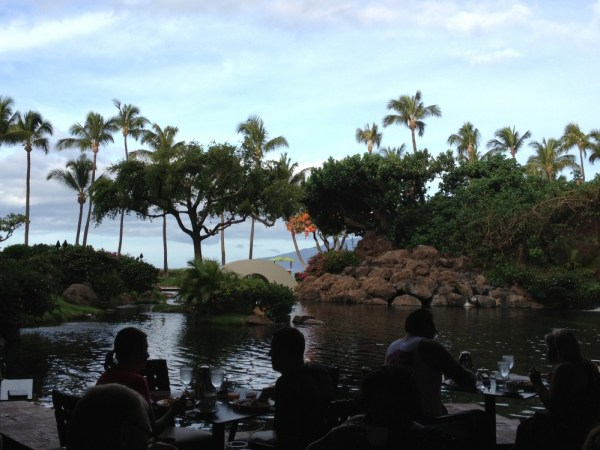 Hyatt Regency Maui: Swan Court Breakfast Buffet