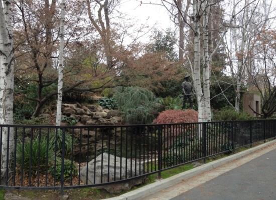 Capitol Park Civil War Memorial