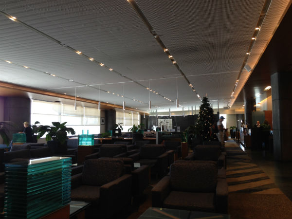 Air New Zealand Lounge Sydney Airport