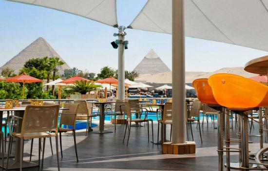 Le Meridien Pyramids Hotel & Spa Source: Hotel website