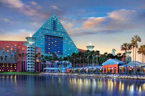 Walt Disney World Dolphin - One of the Best Category 4 Starwood Hotel Redemptions