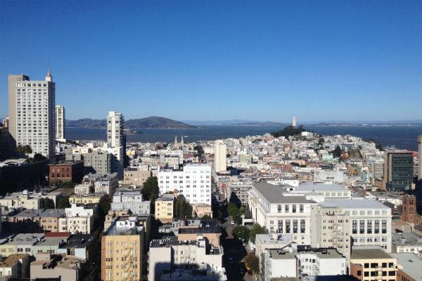 Grand Hyatt San Francisco Review
