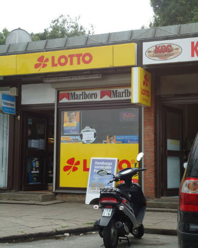 Lotto Totto - the all-in-one store where I bought scratch-off tickets and avoided a childhood kidnapping