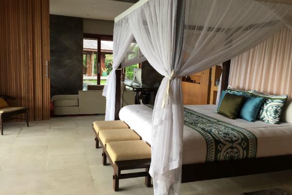 Master Bedroom Villa Bulung Daya