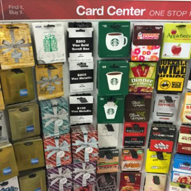 Office Depot Visa Gift Card Rack Manufactured Spending