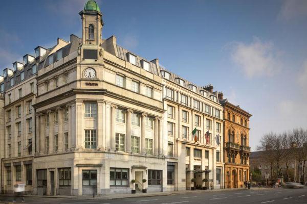 Best Category 5 SPG Hotels Westin Dublin