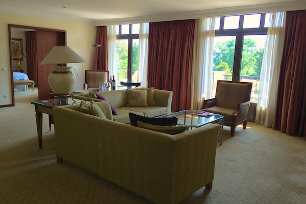 Executive Suite Hyatt Regency Thessaloniki