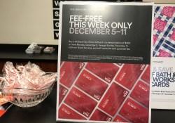 Simon Mall Fee-free 5% Back Visa Gift card promotion