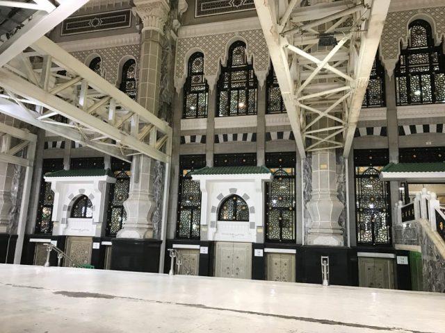Masjid Al Haram Entrance Gate Mecca