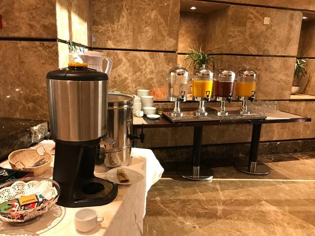 Pullman ZamZam Madinah's Acacia Restaurant Coffee and Juice