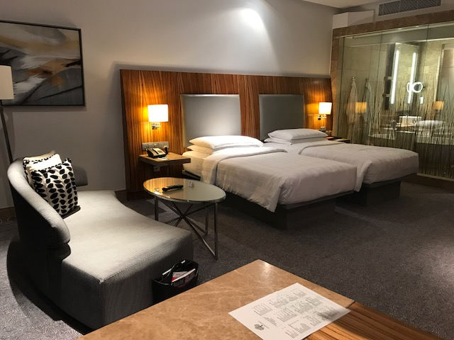 Hyatt Capital Gate Abu Dhabi Standard Room