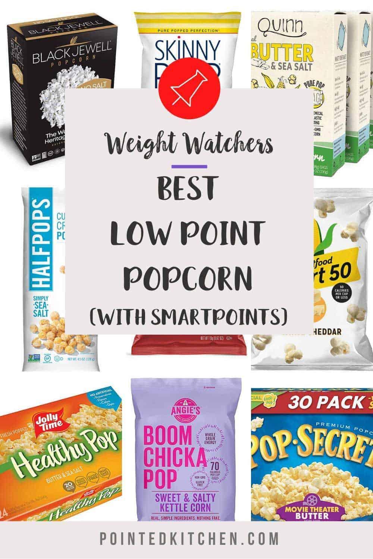 low point popcorn weight watchers