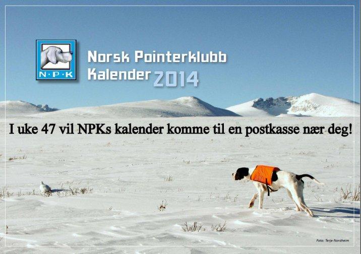 NPK Kalender 2014